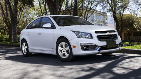 2016 Chevrolet Cruze Limited 1LT Automatic