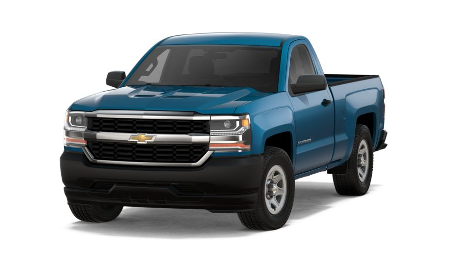 2018 Chevrolet Silverado 1500 Regular Cab Standard Bed ...