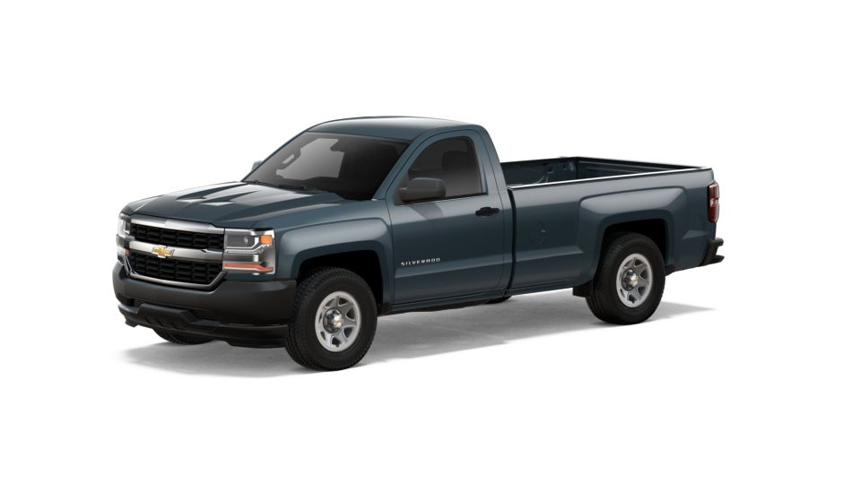2018 Chevrolet Silverado 1500 Regular Cab Long Bed Near
