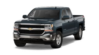 2018 CHEVROLET Silverado 1500 Double Cab 4WD LT w/All Star Edition & 4.3L EcoTec3 V6 engine