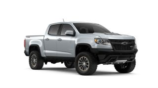 2019 CHEVROLET Colorado excludes Base