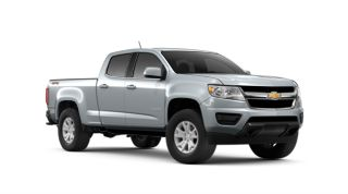 2019 CHEVROLET Colorado Crew 4WD LT
