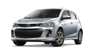 2019 CHEVROLET Sonic 5-door LT