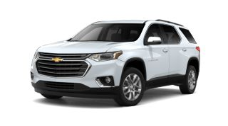 2019 CHEVROLET Traverse FWD LT