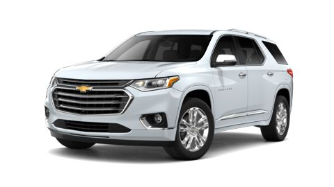 2019 CHEVROLET Traverse FWD High Country Preferred Equipment Group
