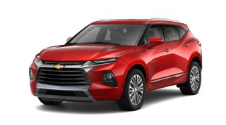 2019 Chevrolet Blazer Excludes L
