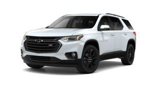 2019 Chevrolet Traverse Excludes L