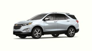 2019 CHEVROLET Equinox excludes L