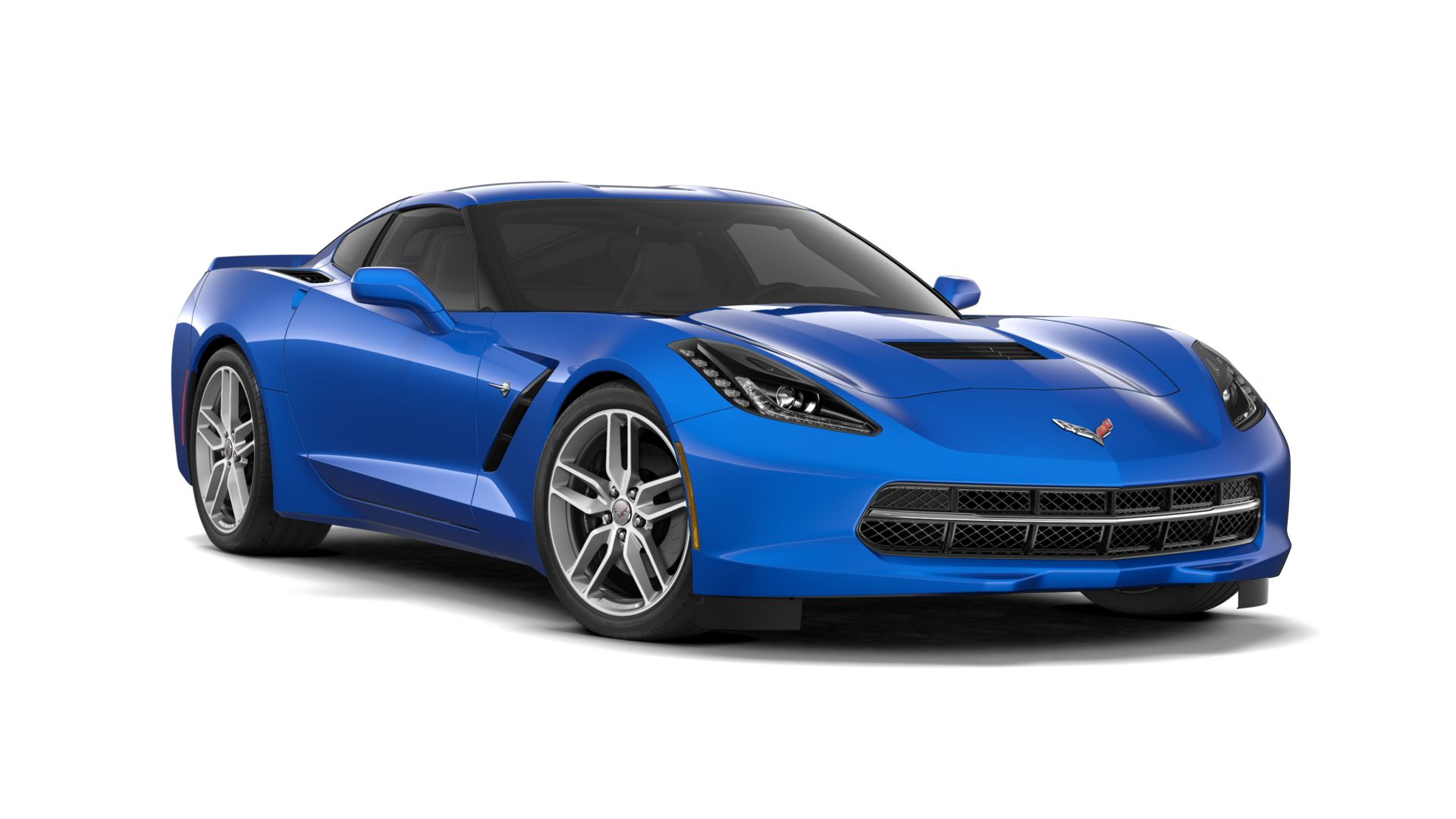 2019 Chevy Corvette 1LT WITH Z51 PERFORMANCE PACKAGE