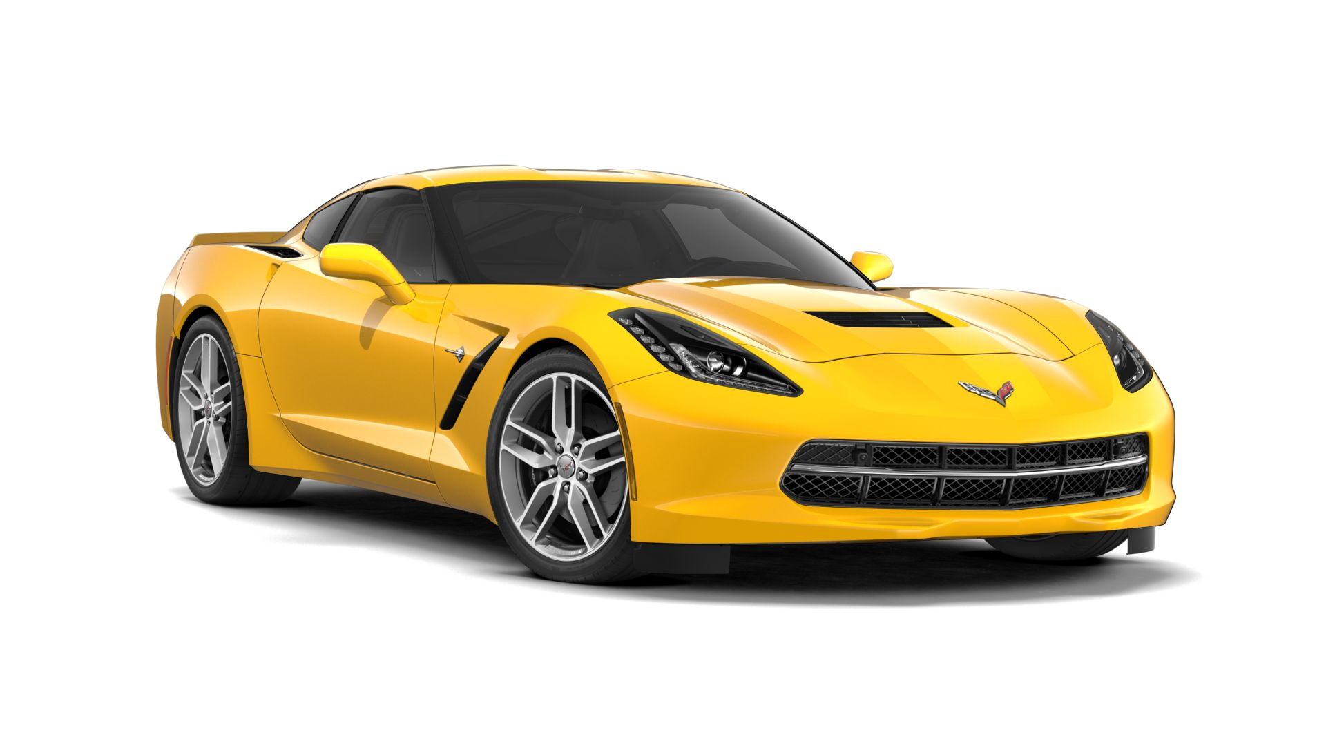 2019 Chevy Corvette 3LT WITH Z51 PERFORMANCE PACKAGE