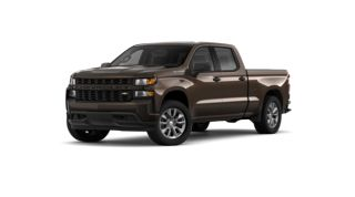 2019 CHEVROLET Silverado 1500 Crew Cab 2WD Custom w/Custom Value Package & 4.3L EcoTec3 V6