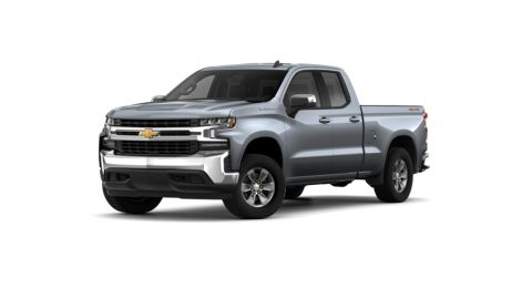 2019 CHEVROLET Silverado 1500 Double Cab LT w/All-Star Edition/Z71 Off-Road Package