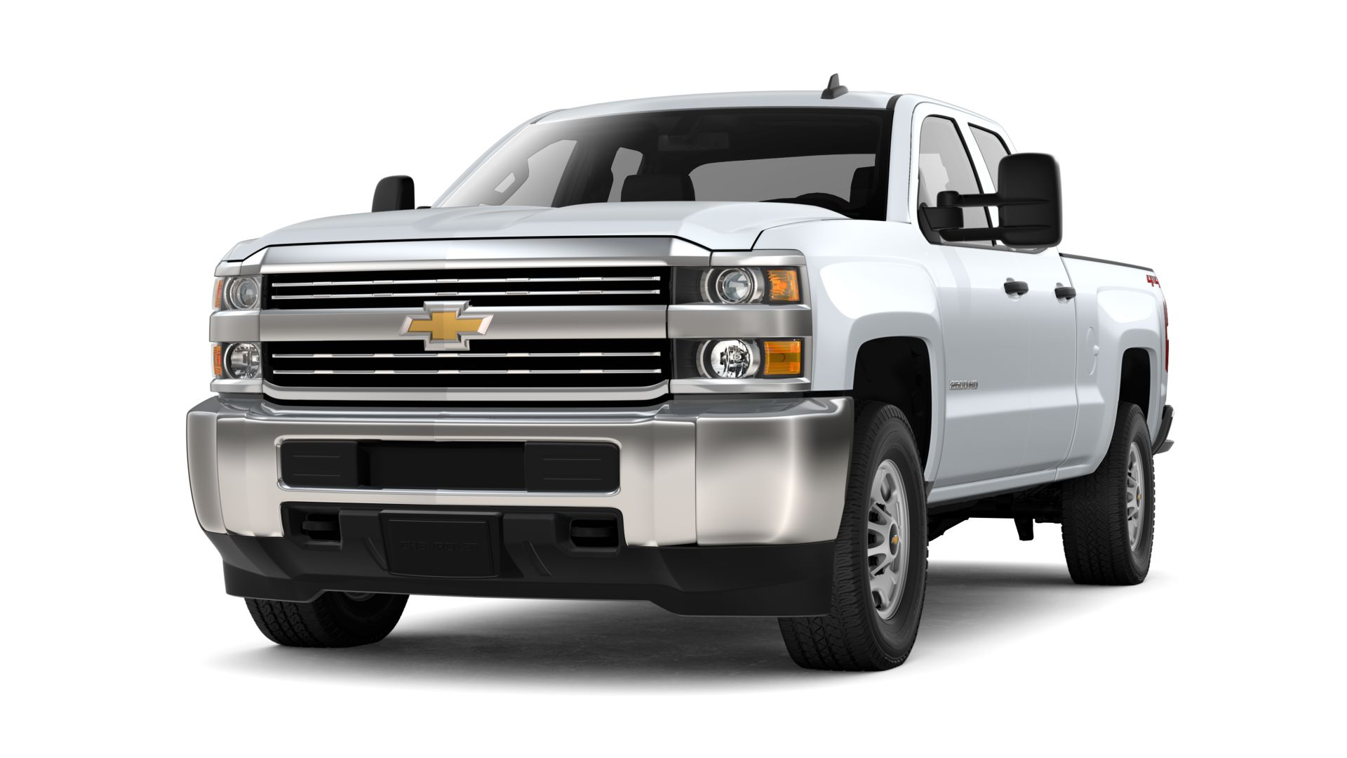 New 2019 Chevrolet Silverado 2500 HD WT FOUR WHEEL DRIVE Double Cab