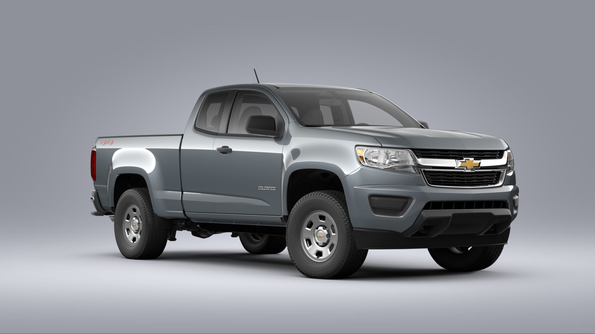 2020 Chevrolet Colorado 4WD Work Truck Extended Cab Pickup