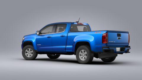 New 2020 Chevrolet Colorado WT