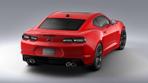 New 2020 Chevrolet Camaro LT1