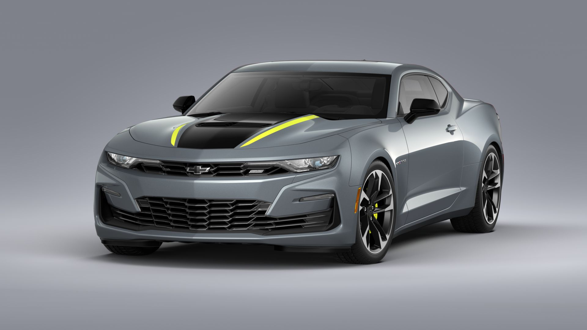 New 2020 Chevrolet Camaro 2SS Rear Wheel Drive Coupe