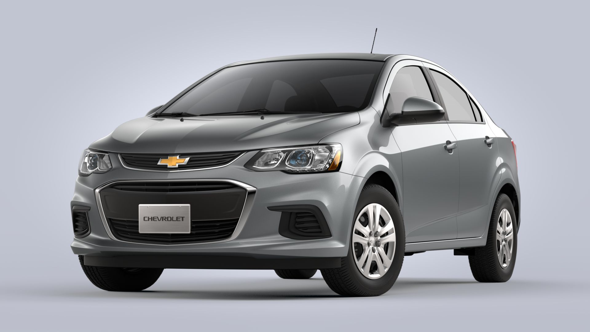 New 2020 Chevrolet Sonic LS Sedan