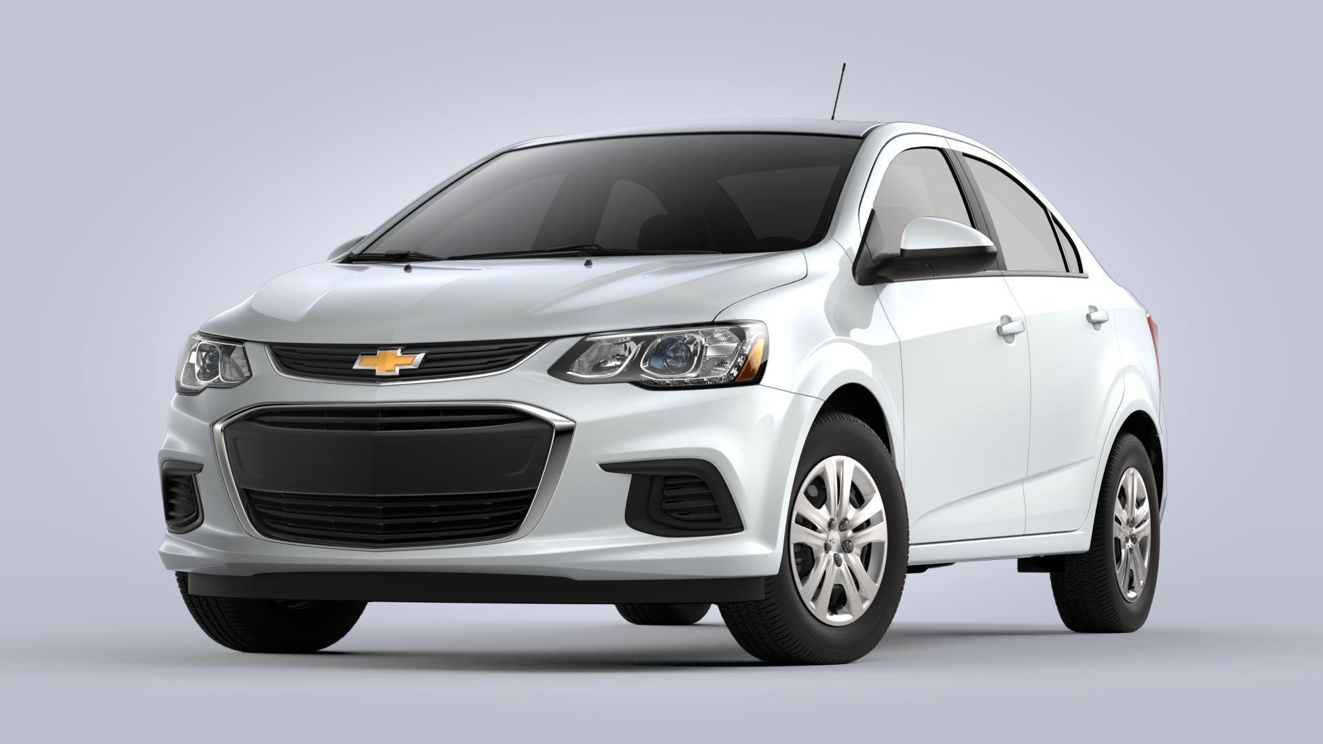 New 2020 Chevrolet Sonic LS Sedan FRONT WHEEL DRIVE Sedan