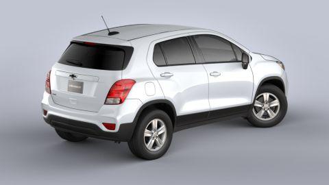 New 2020 Chevrolet Trax LS