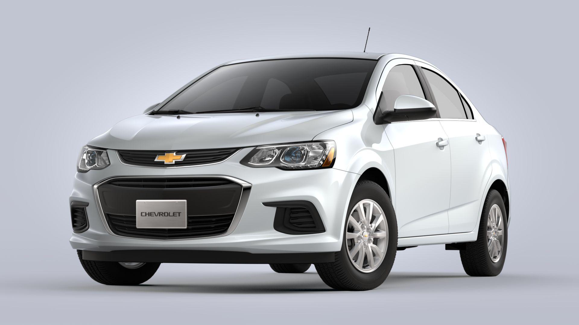 New 2020 Chevrolet Sonic LT Sedan Sedan in San Antonio ...
