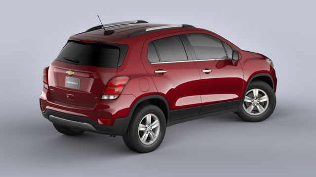 New 2020 Chevrolet Trax LT
