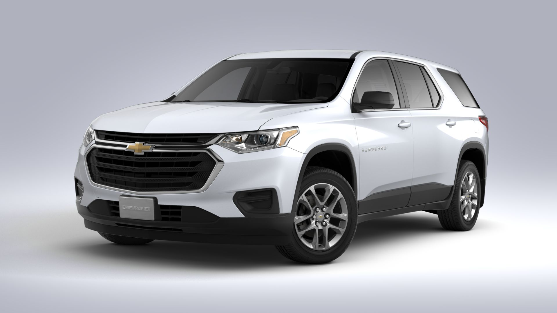 New 2020 Chevrolet Traverse LS FRONT WHEEL DRIVE SUV
