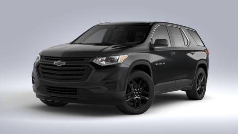 New 2020 Chevrolet Traverse LS