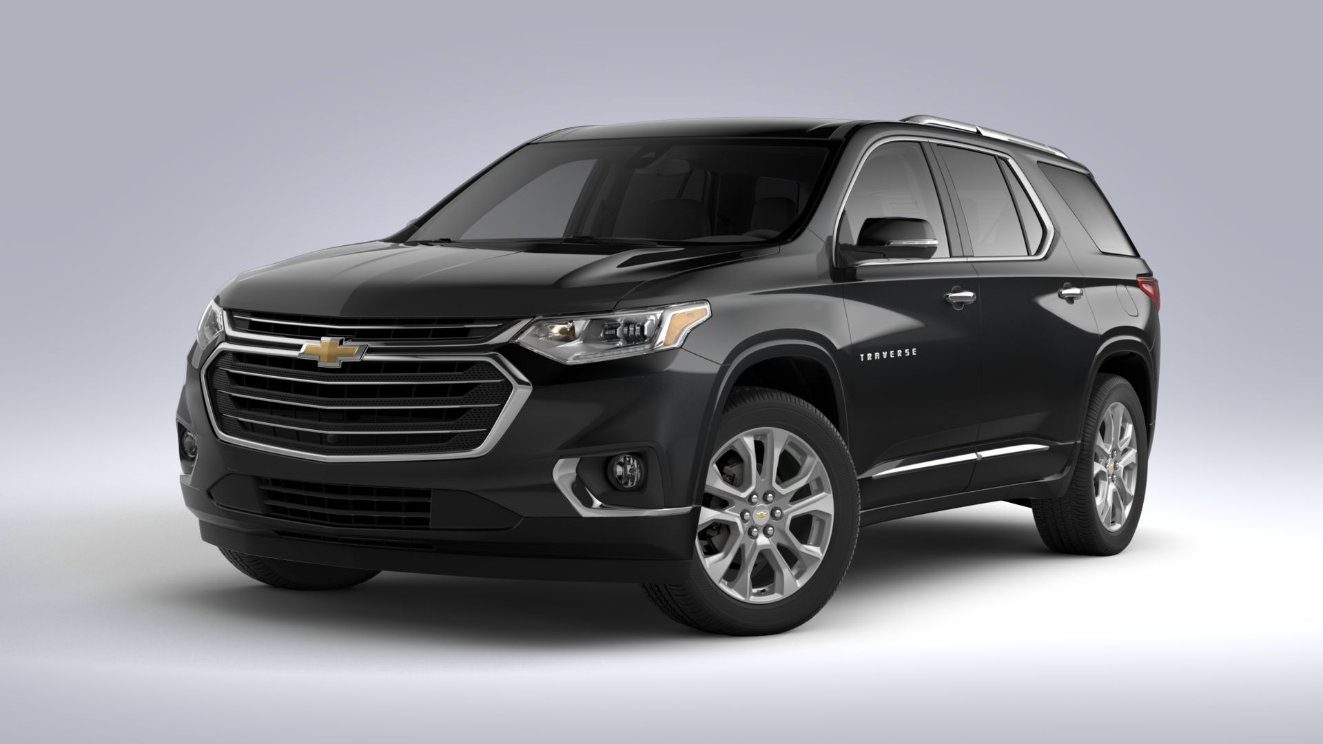 New 2020 Chevrolet Traverse Premier FRONT WHEEL DRIVE SUV