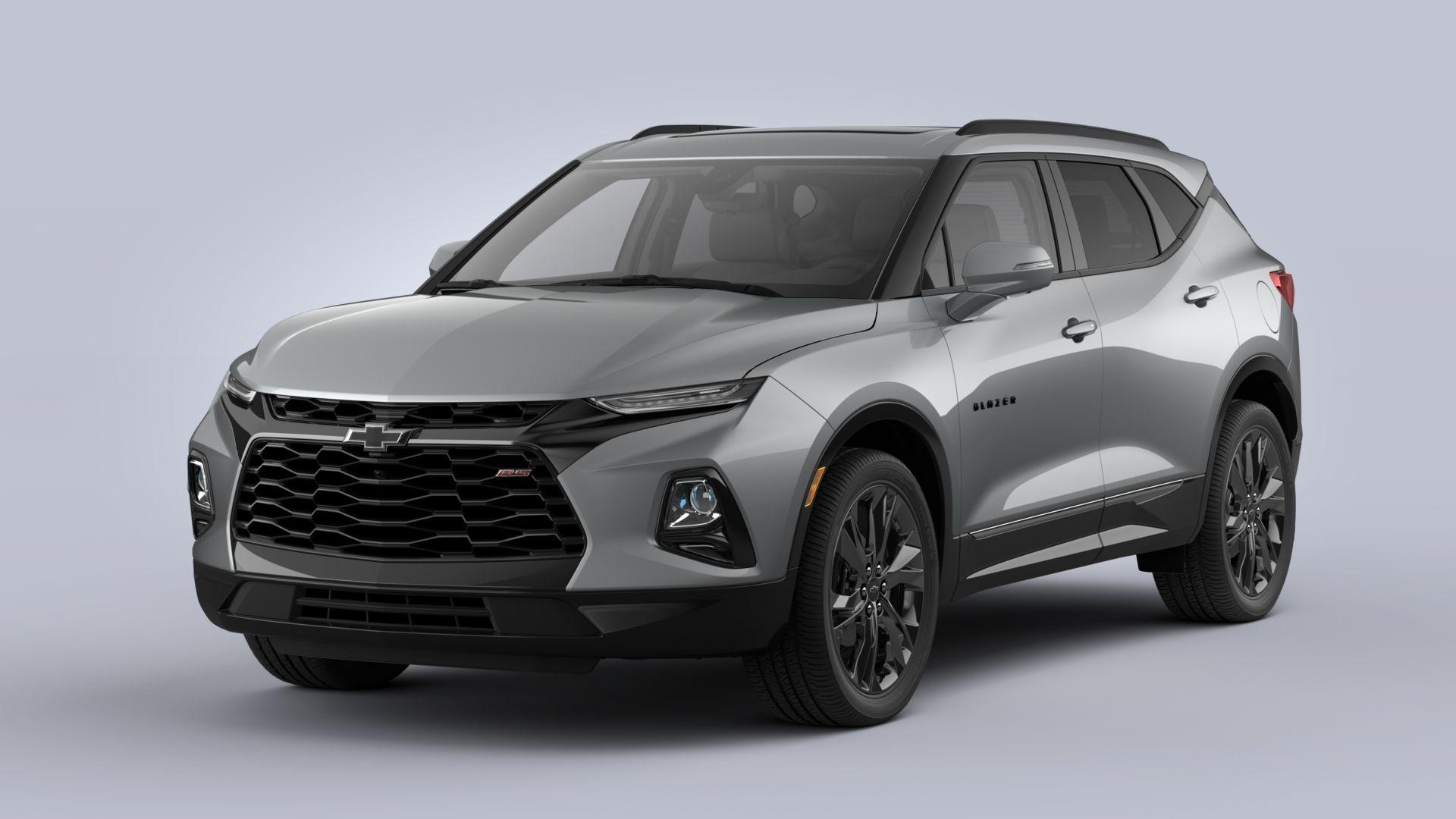 new 2020 chevrolet blazer rs front wheel drive suv