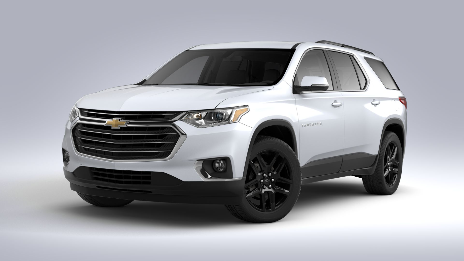 2020 Chevrolet Traverse LT Cloth