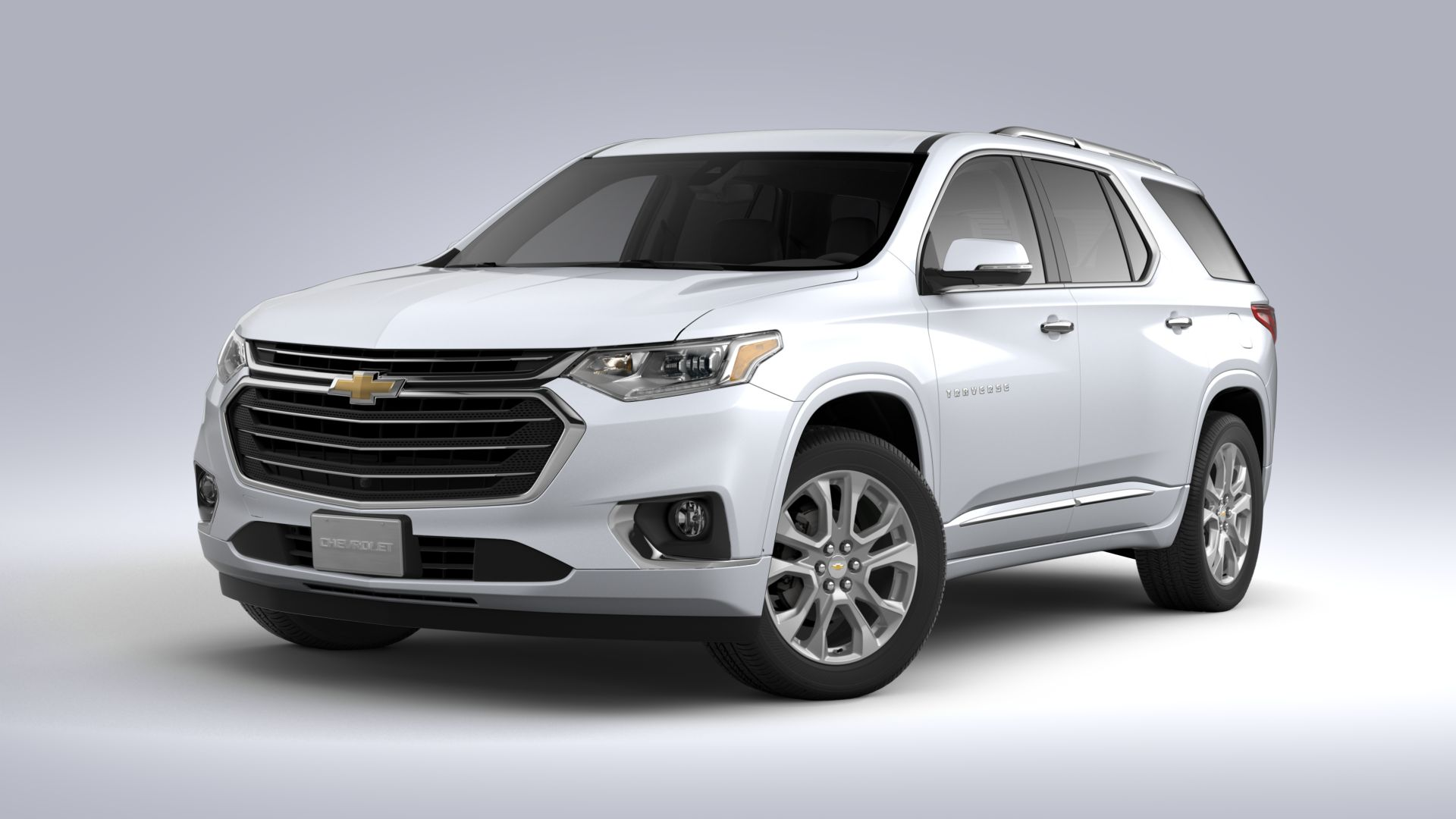 New 2020 Chevrolet Traverse Premier ALL WHEEL DRIVE SUV