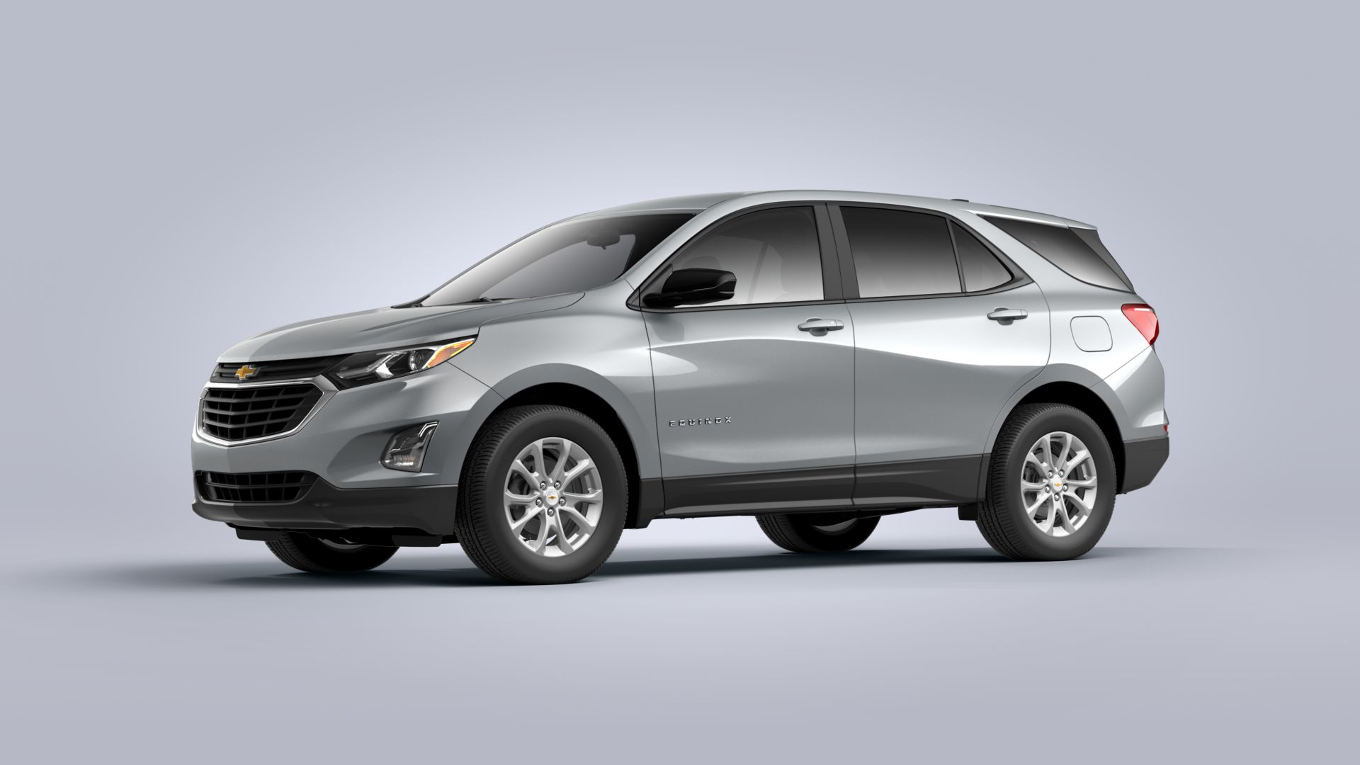 New 2020 Chevrolet Equinox LS Front Wheel Drive SUV
