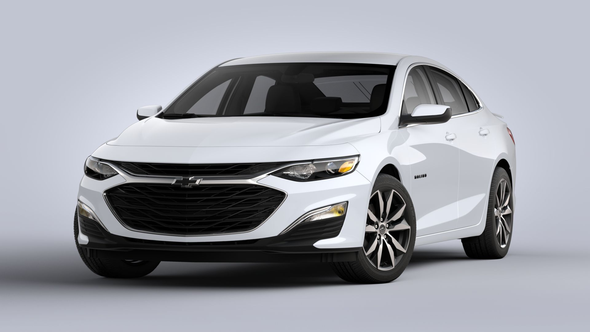 New 2020 Chevrolet Malibu RS Front Wheel Drive Sedan