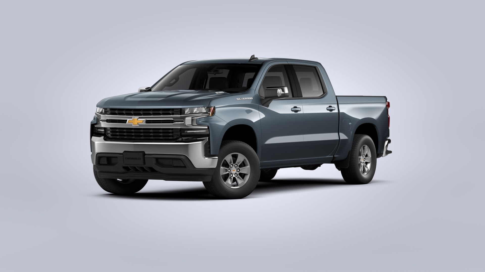 New 2020 Chevrolet Silverado 1500 LT REAR WHEEL DRIVE Crew Cab