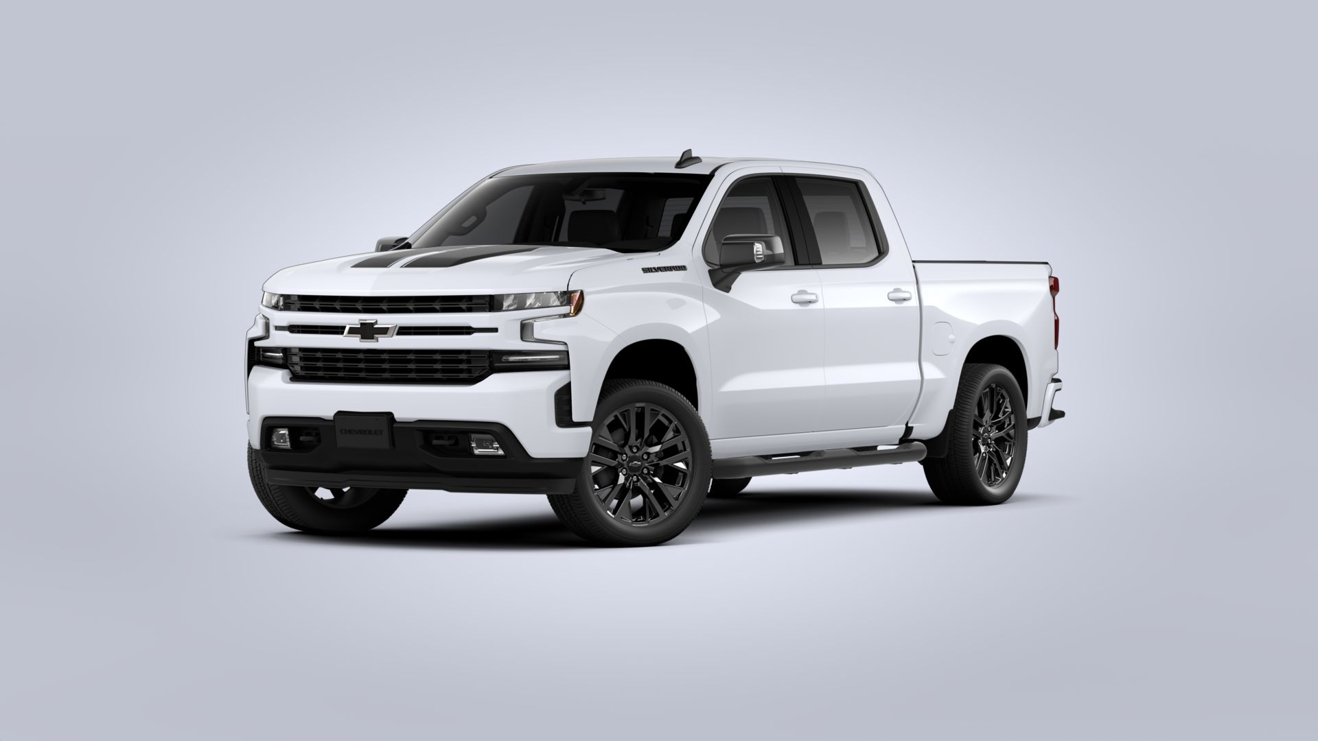 New 2020 Chevrolet Silverado 1500 RST REAR WHEEL DRIVE Crew Cab