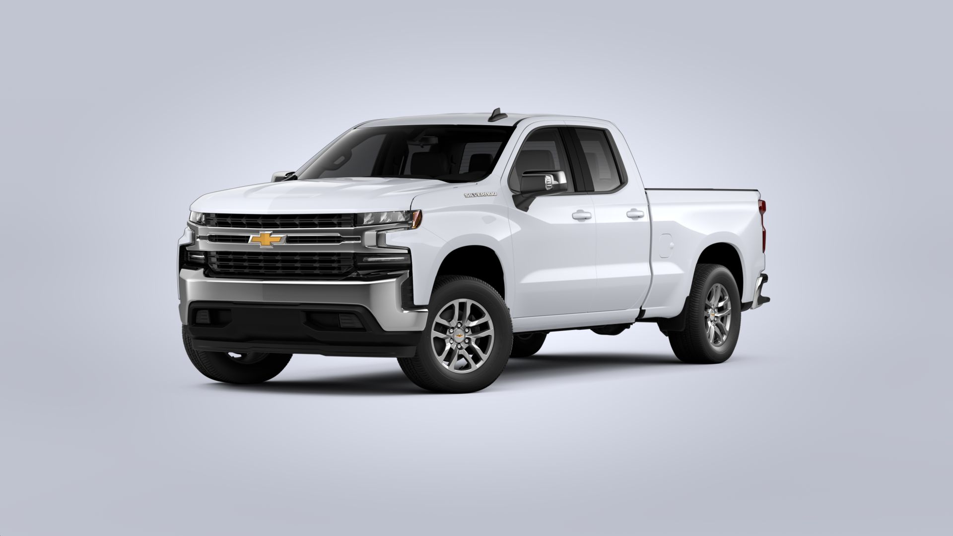 New 2020 Chevrolet Silverado 1500 LT REAR WHEEL DRIVE Double Cab