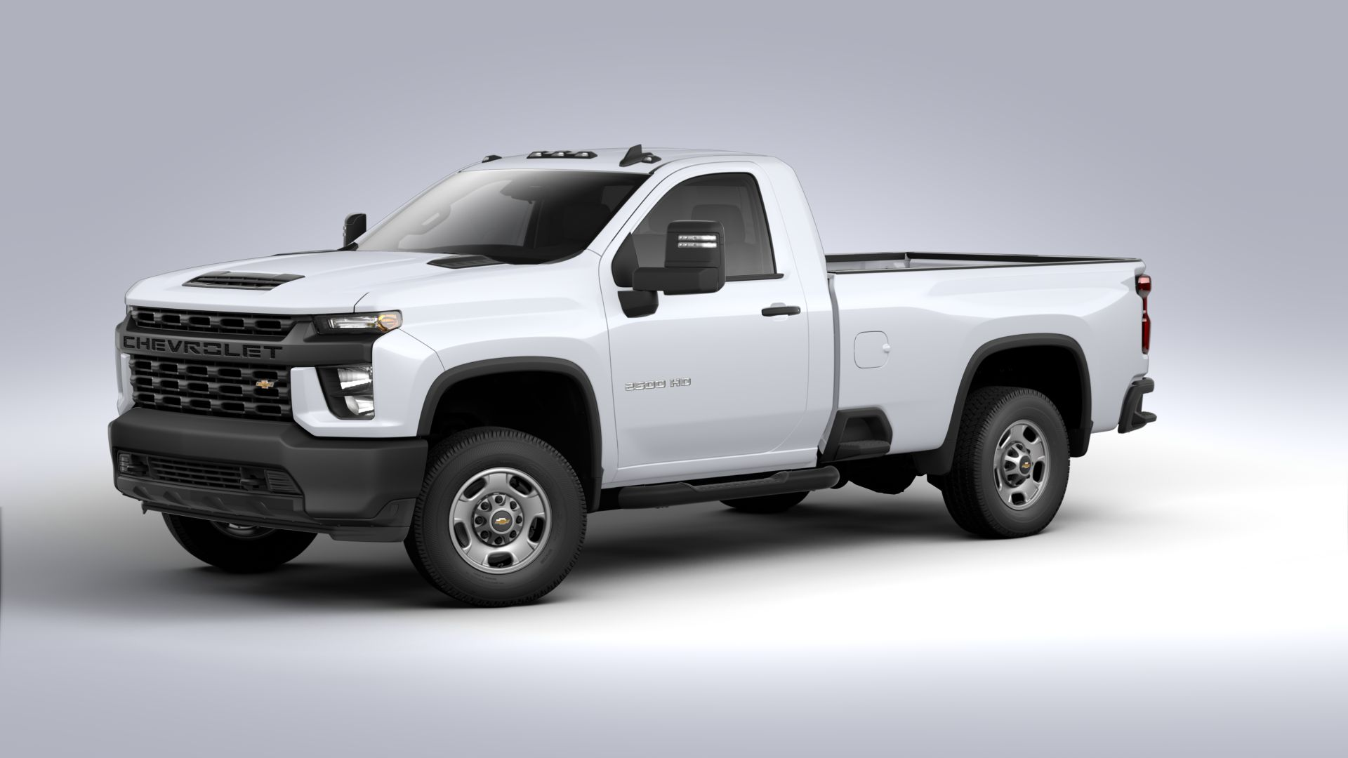 New 2020 Chevrolet Silverado 2500 HD WT REAR WHEEL DRIVE Regular Cab