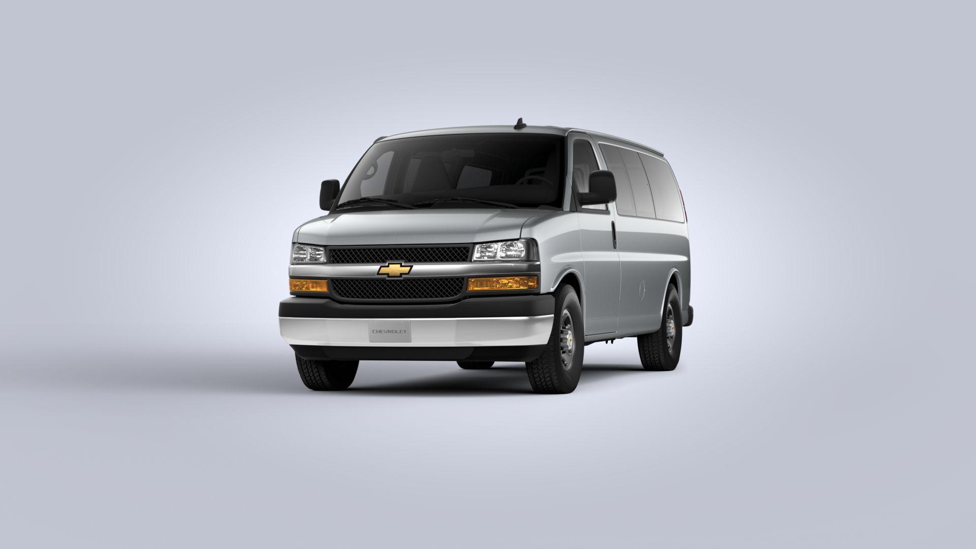 2020 Chevrolet Express Cargo Van WT Full-size Cargo Van