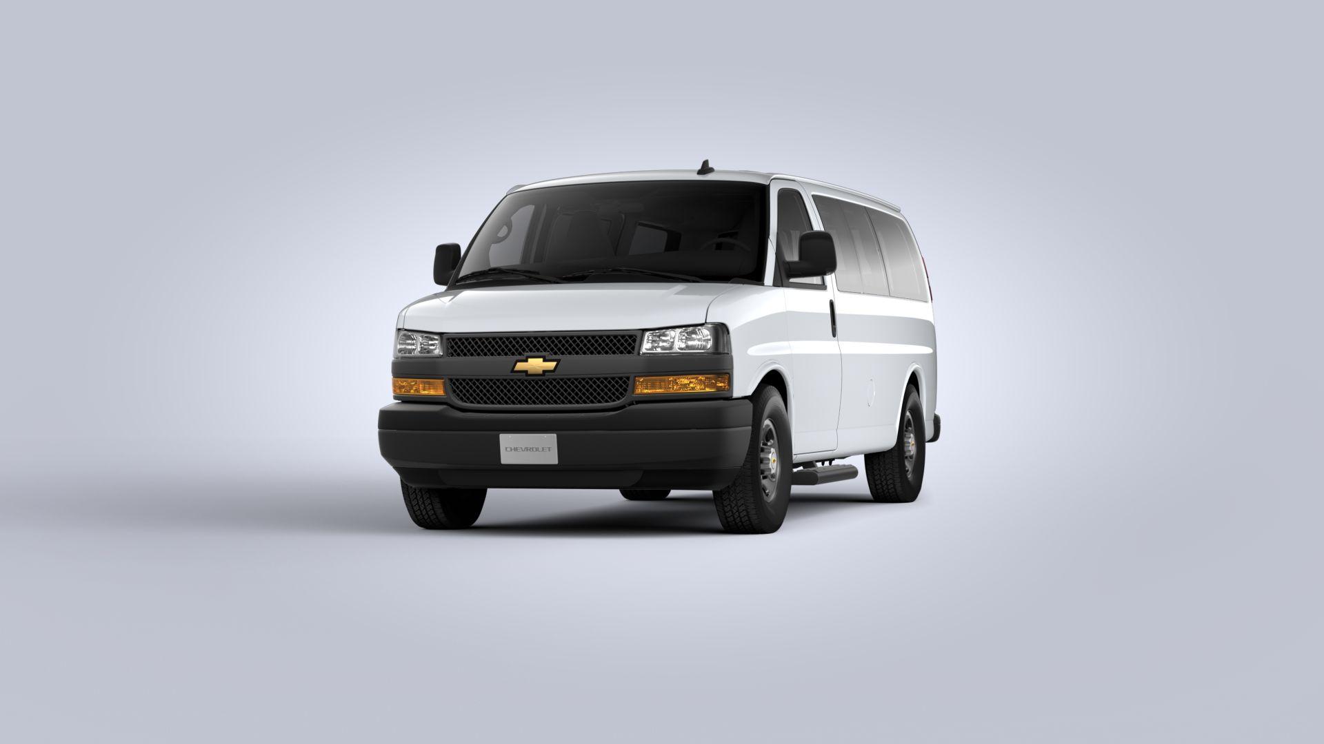 2020 Chevrolet Express Passenger 2500 1LS