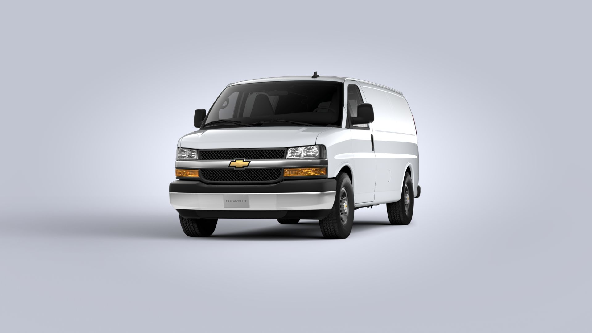 New 2020 Chevrolet Express Cargo 3500 WT REAR WHEEL DRIVE Regular Wheelbase