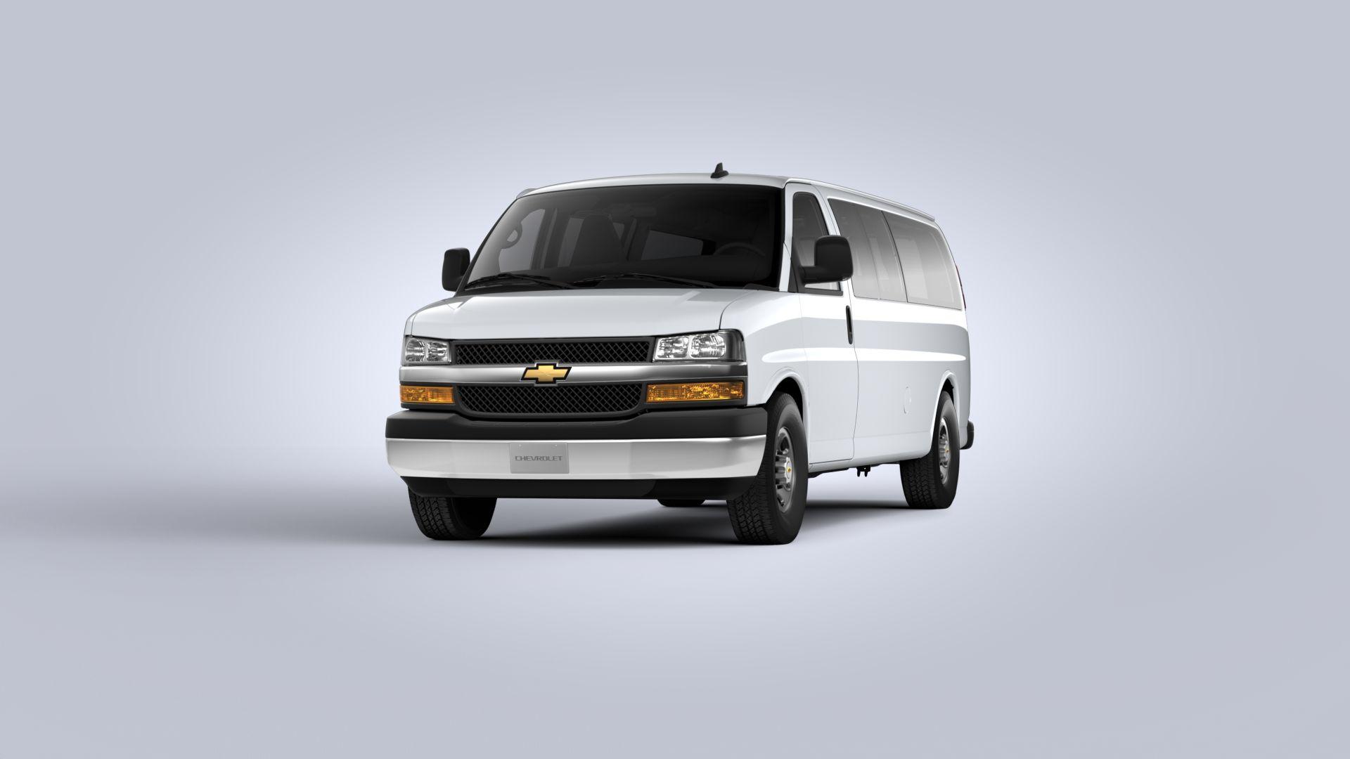 2020 Chevrolet Express Passenger 3500 1LS