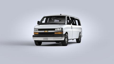 2020 Chevrolet Express Passenger 3500