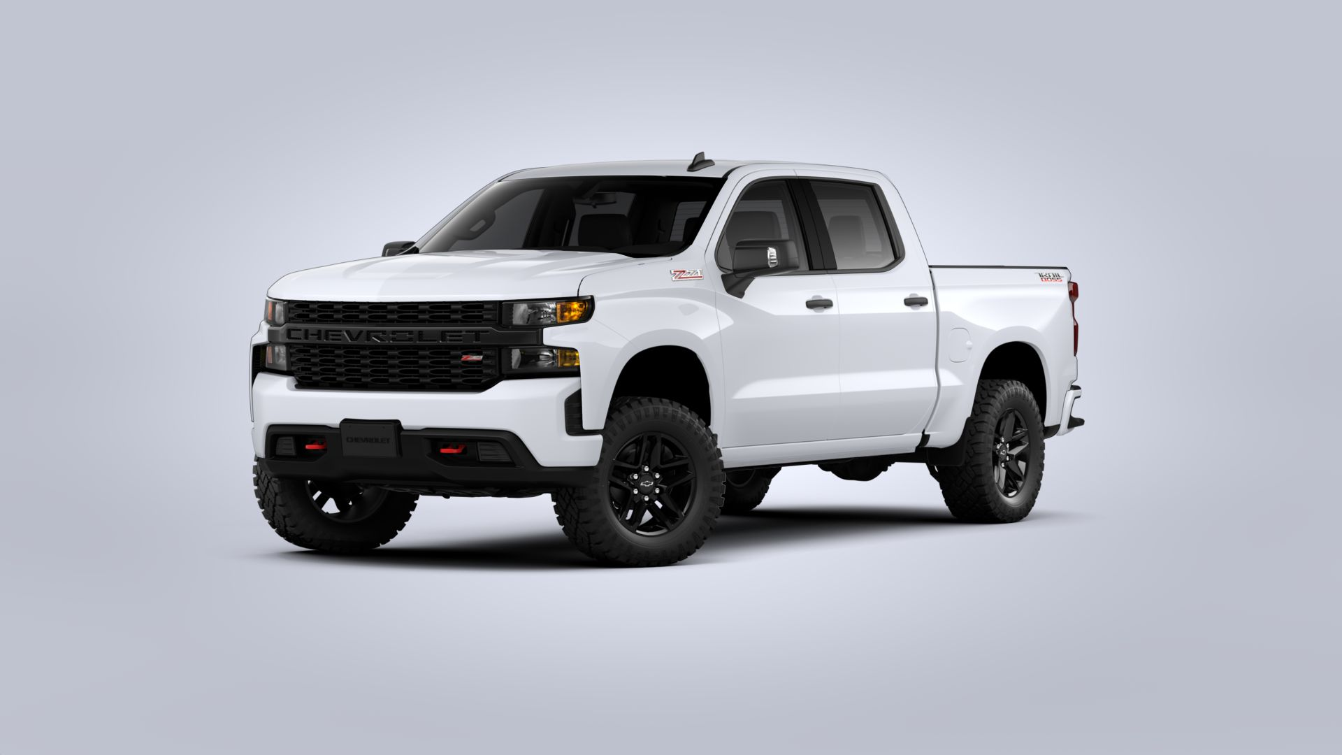 2020 Chevrolet Silverado 1500 Custom Trail Boss