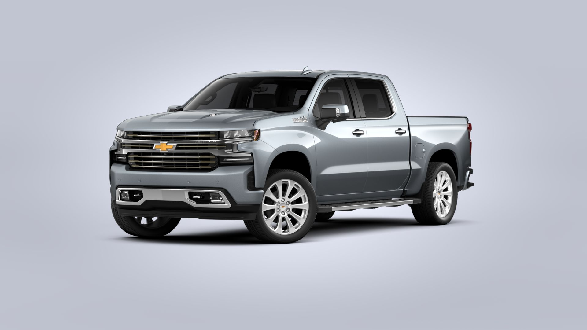 New 2020 Chevrolet Silverado 1500 High Country FOUR WHEEL DRIVE Crew Cab