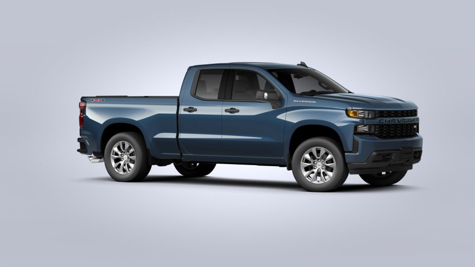 2020 Chevrolet Silverado 1500 Custom 4WD Double Cab