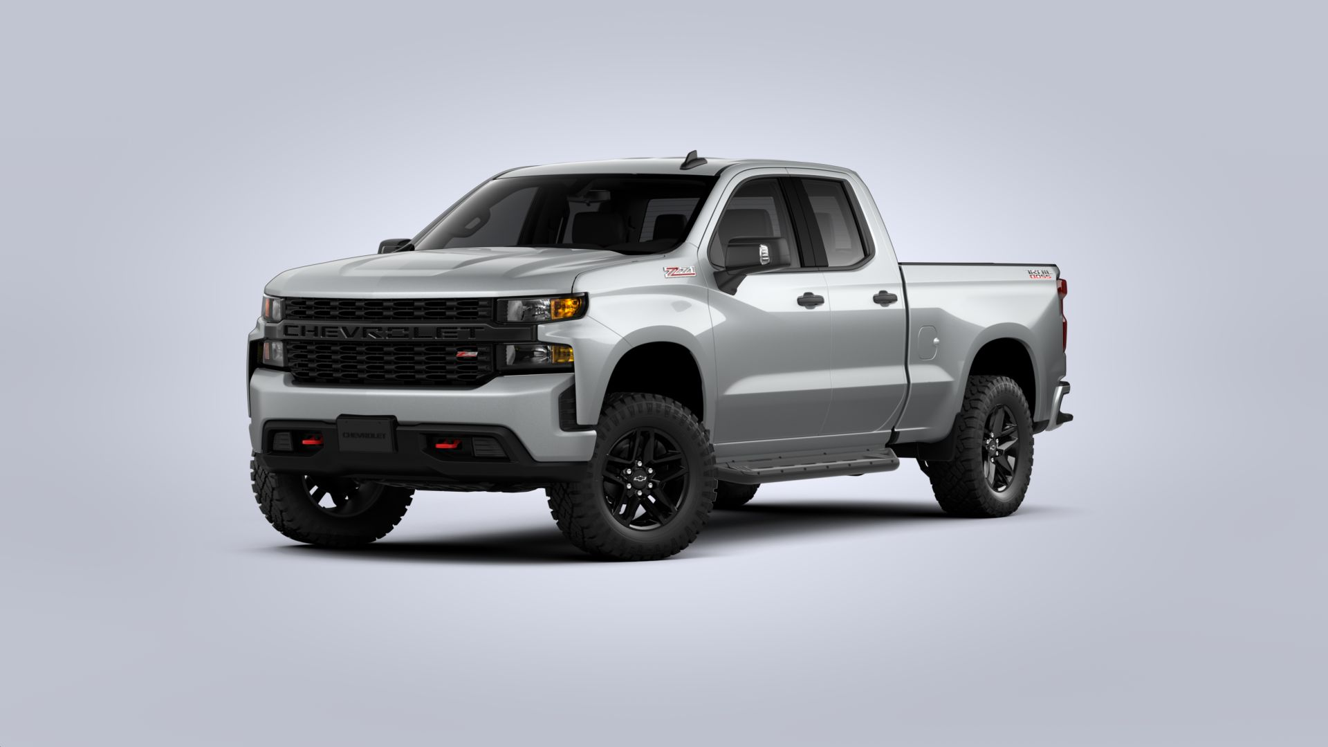 2020 Chevrolet Silverado 1500 Custom Trail Boss Truck