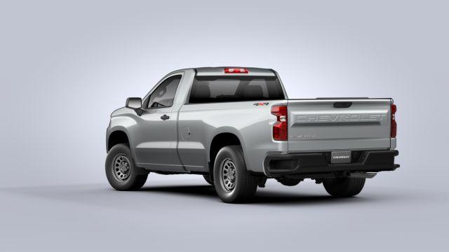 New 2020 Chevrolet Silverado 1500 WT
