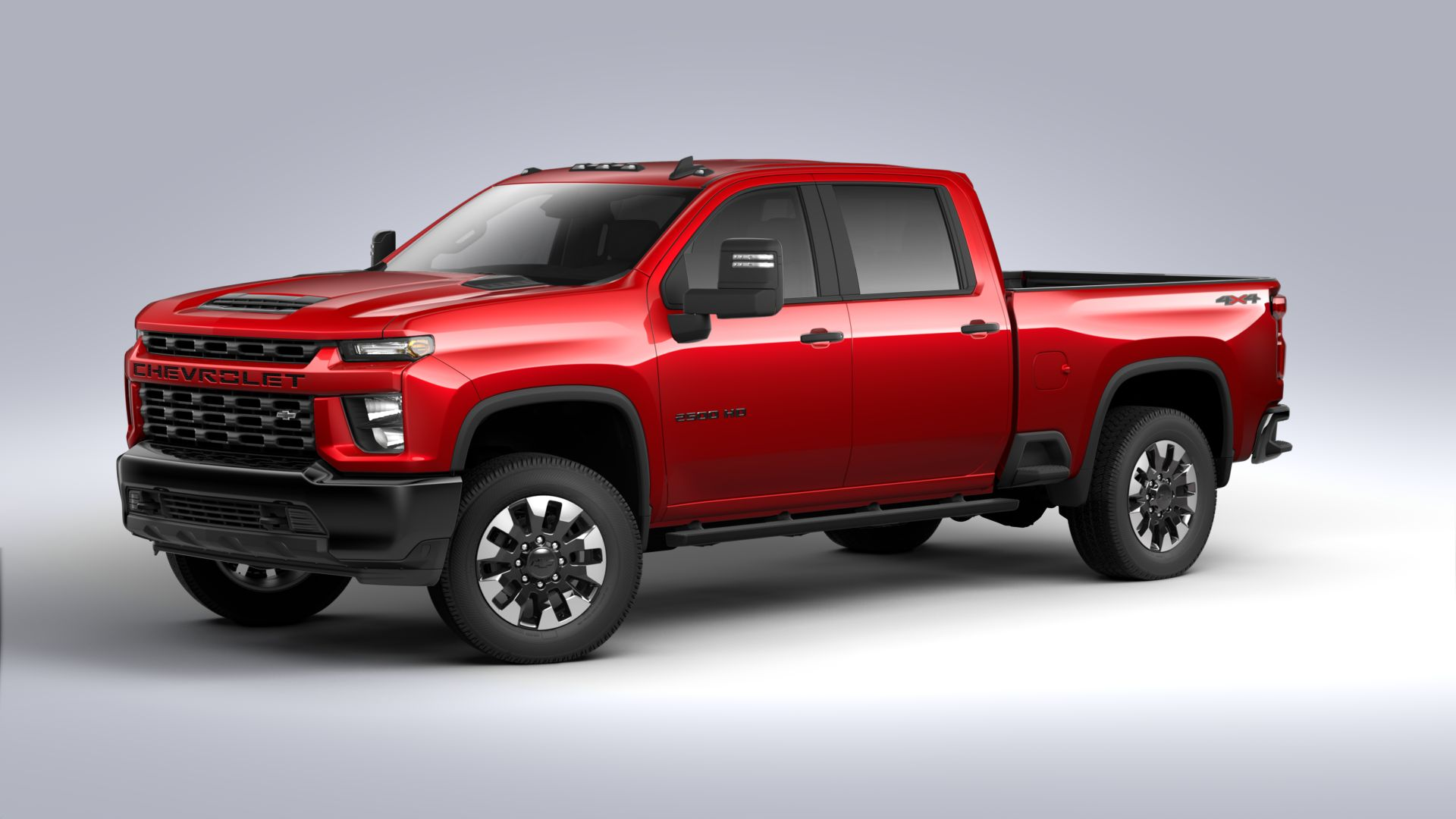 2020 Chevrolet Silverado 2500 HD Custom