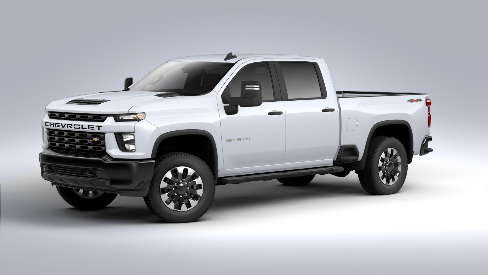 2020 Chevrolet Silverado 2500 HD Custom Truck